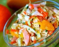 Делаем салаты овощные