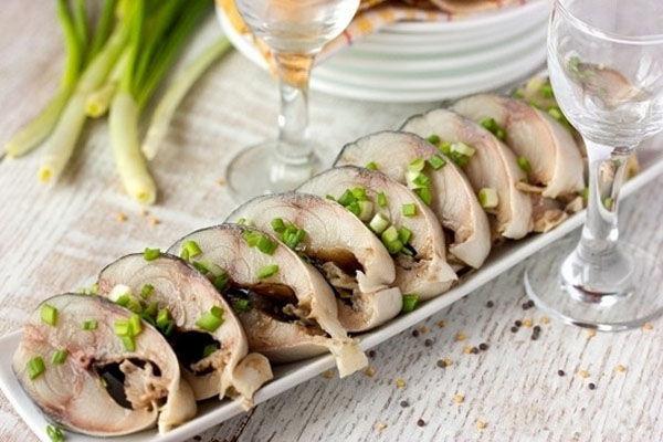 Лучшие рецепты домашней маринованной скумбрии