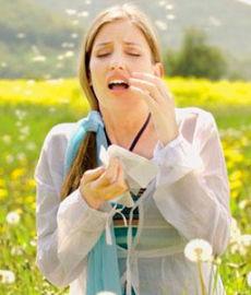 Весенний поллиноз как справиться с аллергией— продукты облегчающие состояние