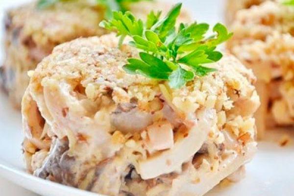 Полезные и вкусные кальмары— как выбрать и сварить