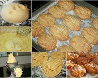 Печенье «Хризантемы»