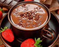 Сладкие новости, любителям горячего шоколада!