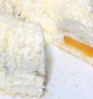 Торт «Метелица» без выпечки