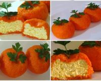 Закуска «Мандаринки»