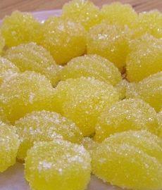 Лимонный мармелад