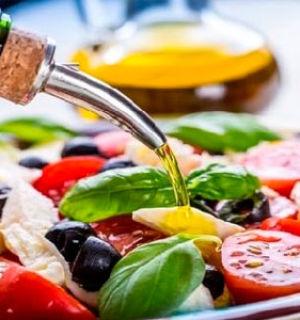 Омолаживаем организм с помощью средиземноморской диеты