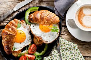 Семь рецептов блюд из яиц и творога  для диабетиков