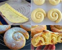 Испанские булочки « ENSAIMADAS»