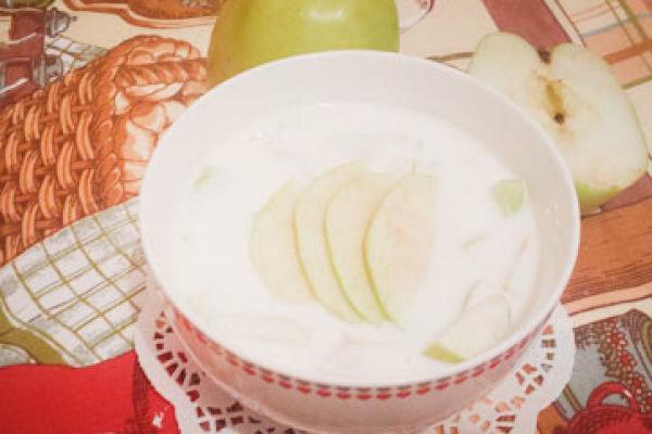 Следующие три сладких, диетических супа