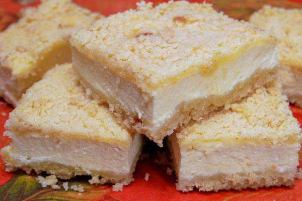 Творожный пирог (Королевская ватрушка)