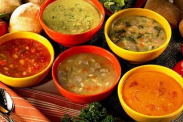 Ещё шесть вкуснейших супов для диеты № 1