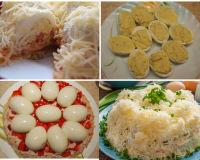 «СУГРОБ»— салат к праздничному столу