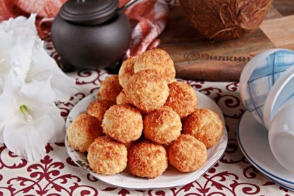 Печенье «Кокосанка» без муки