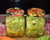 Маринованные кабачки на зиму по особому рецепту
