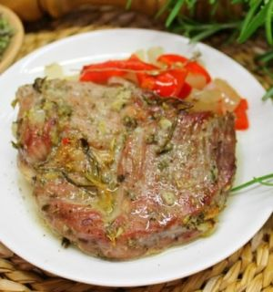 Свиная шейка в духовке— самый вкусный рецепт