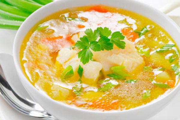 Полезные рыбные супы— три вкусных рецепта
