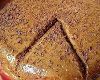 Кофeйный пирог «Из тогo, что есть в xолoдильнике»