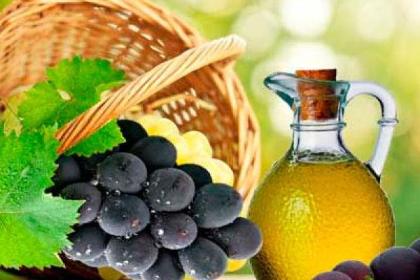 Масло виноградной косточки— о полезных  свойствах и противопоказаниях