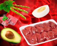 Как поднять гемоглобин— выбираем правильные продукты