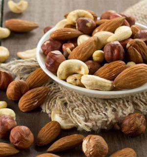 Крепкие орешки — здоровый «моторчик»
