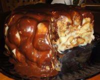 Торт «Медовые шарики»
