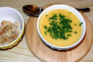 Продолжаем осваивать рецепты слизистых супов