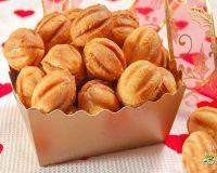Тесто для песочных орешков, тех самых из детства