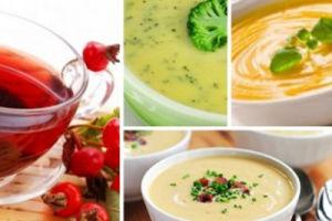 Семь полезных супов при заболевании кишечника