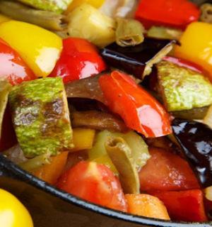 Низкоуглеводная  диета—  блюда  из  овощей