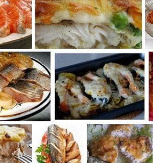 Лечебная диета 4б и 4в— рецепты блюд из рыбы