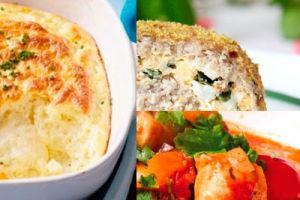 Диетические блюда из морской рыбы