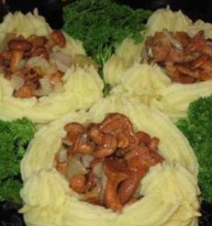 Вторые блюда  при варикозе