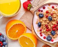 Пять вариантов быстрого завтрака