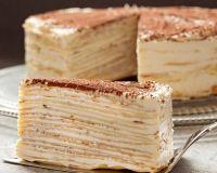 Блинный торт  «КРЕПВИЛЬ»🍰🍴