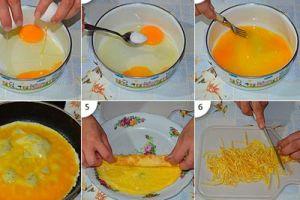 Три интересных рецепта: клёцки из творога, лапша из картофеля и крендельки с сыром