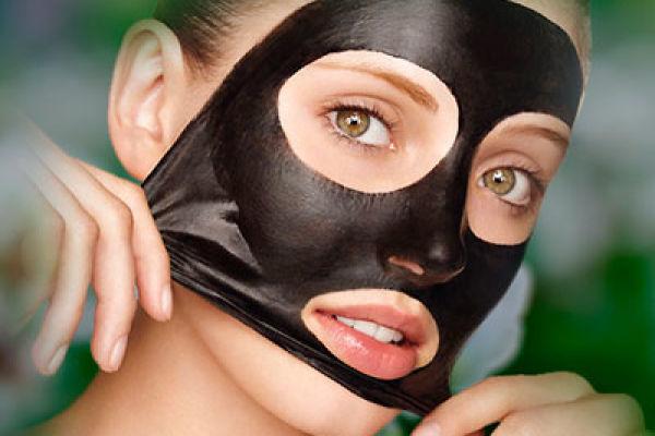 Маска от черных точек black mask