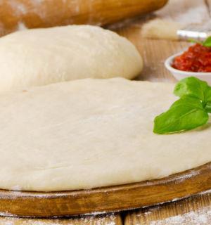 Самое правильное тесто для пиццы