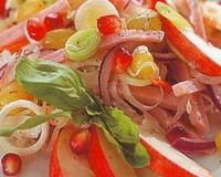 Интересные салатики для диабетиков