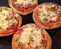 Мини-пиццы