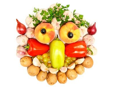 овощи для памяти