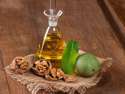 грецкий орех масло