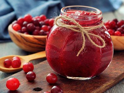 джем из ягод