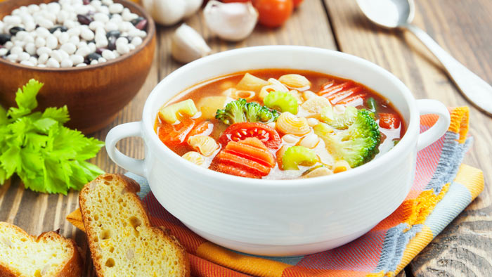 супы диетические рецепты при заболеваниях пищевода