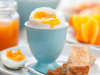 яйцо в смятку