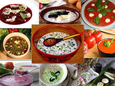рецепты супчиков