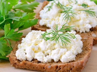 паштет из творога с сыром