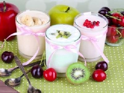 коктейль из яблок и вишни
