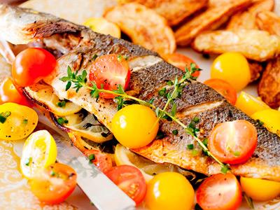 ryba-zapechenay