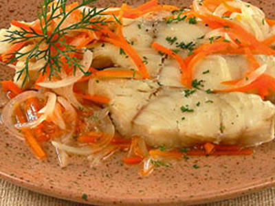ерпуг припущенный с морковью