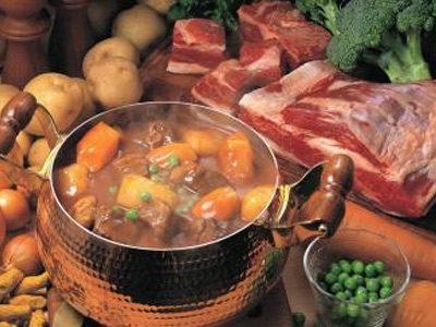 блюда из мяса и курицы